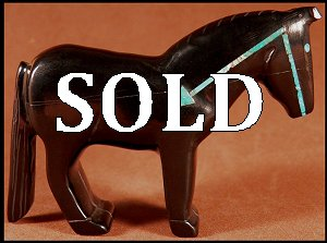 Andres Lementino   Jet   Horse   Price: $150.    CLICK  IMAGE for more views & information.