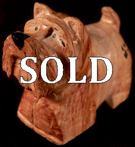 Felissa Martinz | Jasper | Scottie Dog | Price: $75 | CLICK  IMAGE for more views & information.