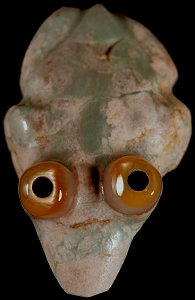 Bernard Homer, Jr. | Variscite | Frog| Price: $72. + domestic shipping | CLICK  IMAGE for more views & information.