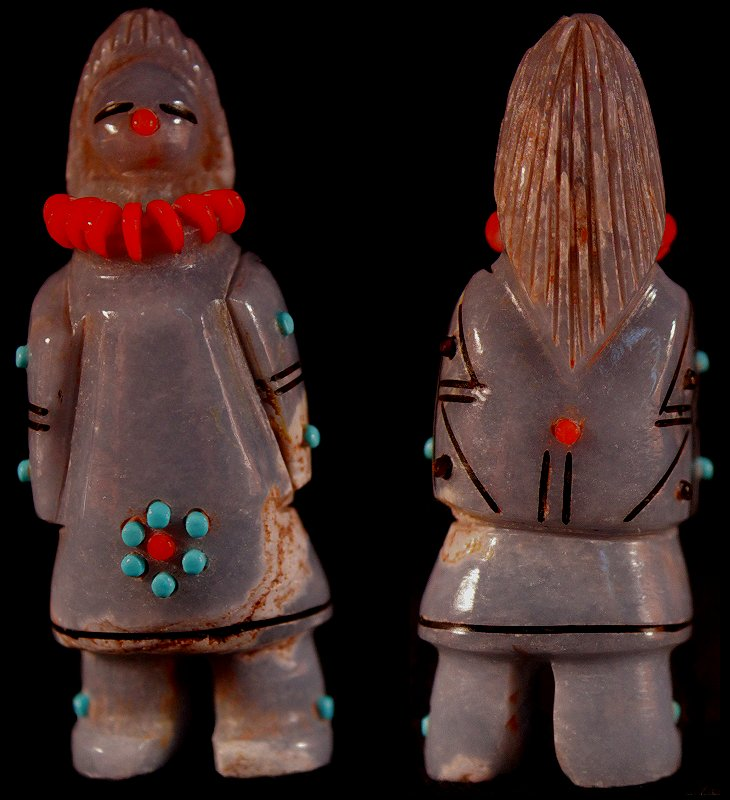 Zuni Spirits is celebrating 13 years of online web-gallery representation of Zuni fetish carvings!