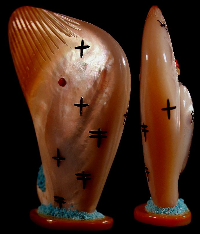 Zuni Spirits is proud to represent a variety of Zuni fetish carvers, including Stuart Quandelacy!