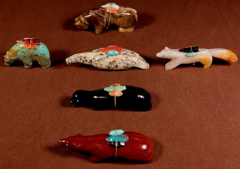 Zuni Spirits is proud to represent a variety of Zuni fetish carvers, including Stewart Quandelacy!