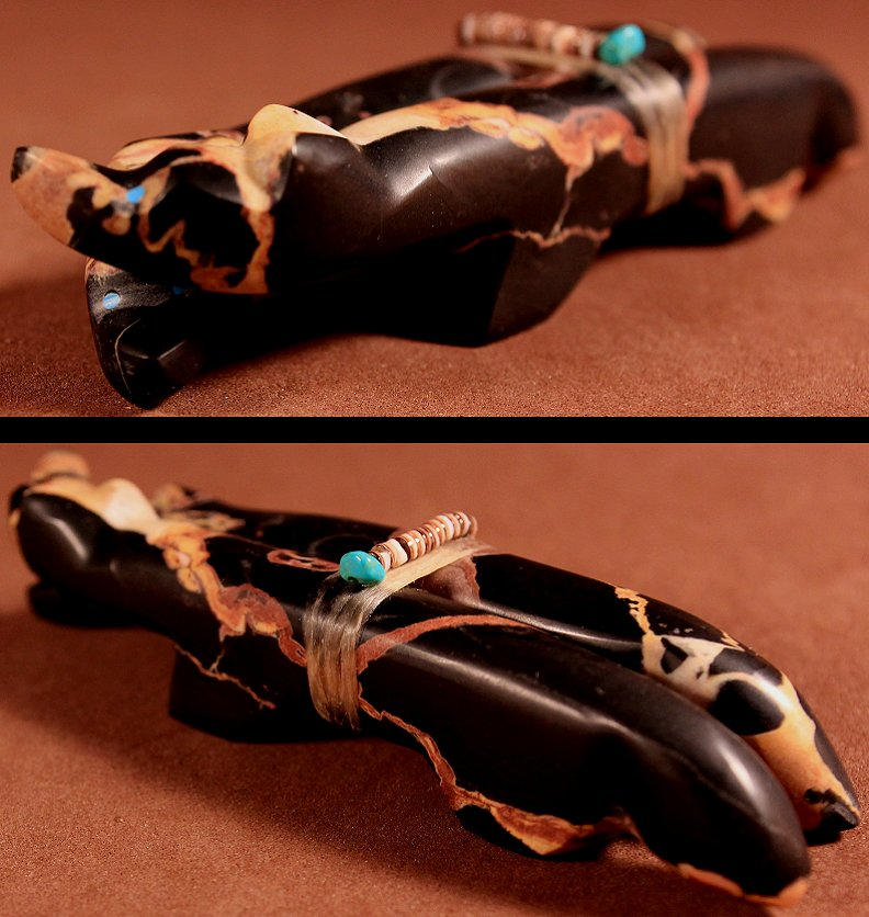 Zuni fetishes are treasures from the talented artisans of Zuni Pueblo, NM!