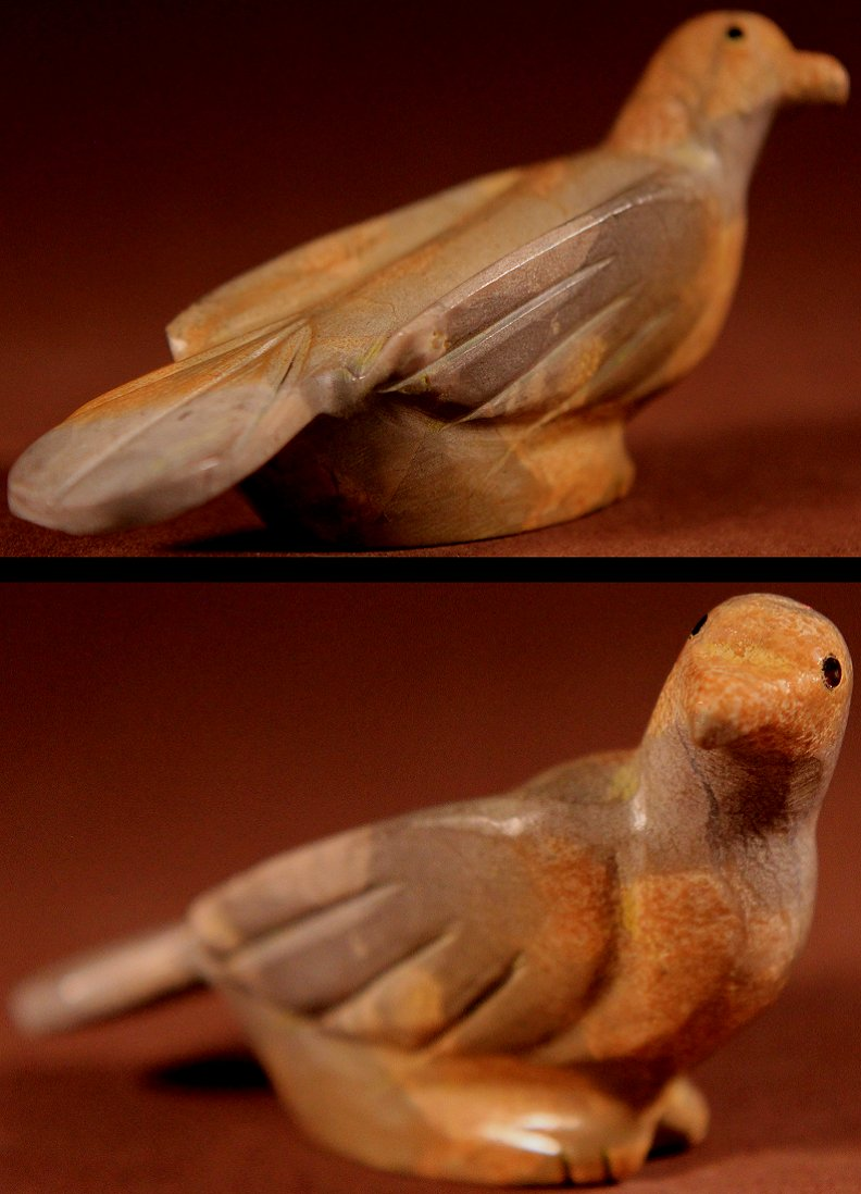 Zuni Spirits is proud to represent a variety of Zuni fetish carvers, including Freddie Leekya!