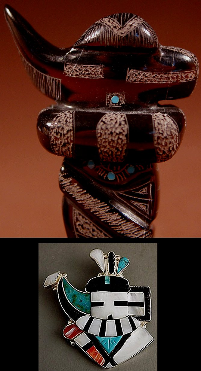 Zuni Spirits is proud to represent a variety of Zuni fetish carvers, including Russell Shack!