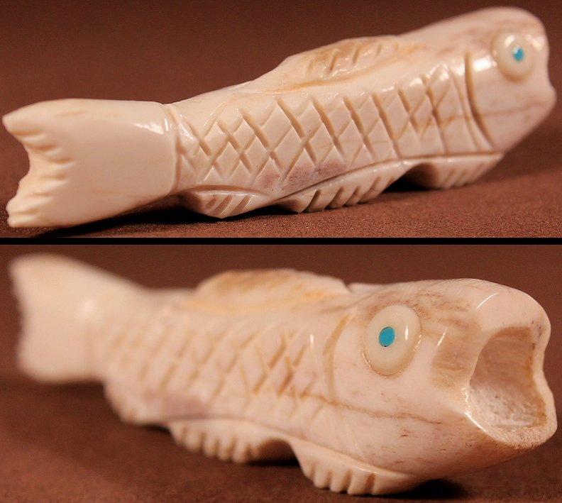 Zuni Spirits is proud to represent a variety of Zuni fetish carvers, including Robert Weahkee!