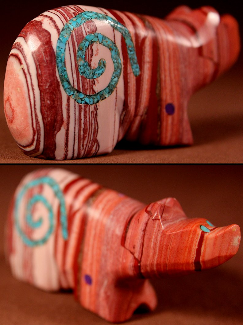 Zuni Spirits is proud to represent a variety of Zuni fetish carvers, including Jayne Quam !