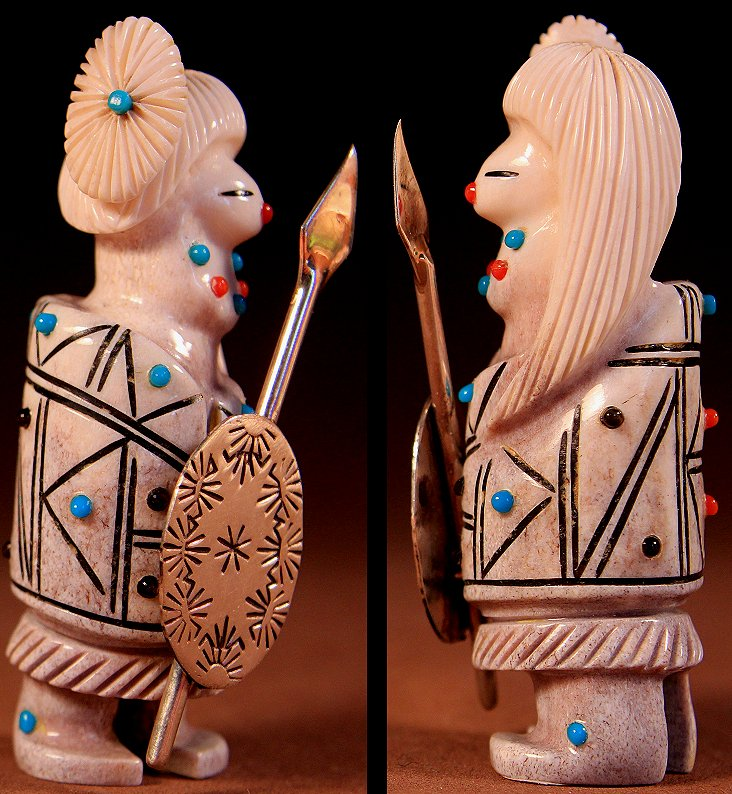 We appreciate your interest in Zuni fetishes.  Collecting them is a passion we share!