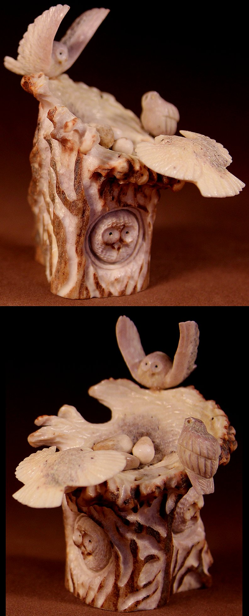 Zuni Spirits is proud to represent a variety of Zuni fetish carvers, including Ruben Najera!