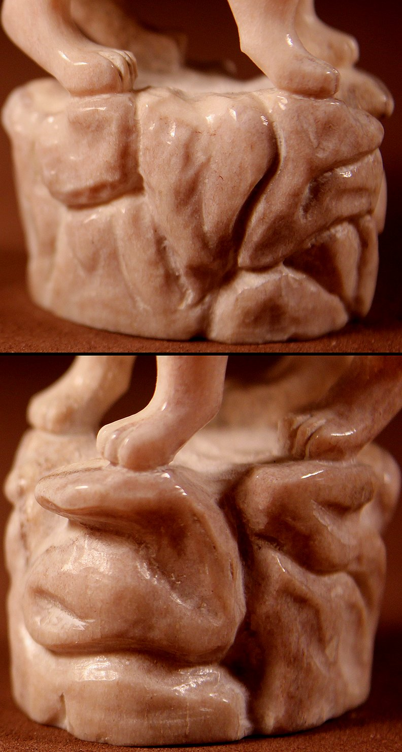 Zuni Spirits is proud to represent a variety of Zuni fetish carvers, including Destry Suitza !