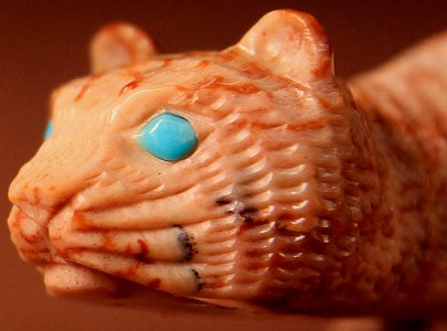 Zuni Spirits is proud to represent a variety of Zuni fetish carvers, including Lance Cheama!