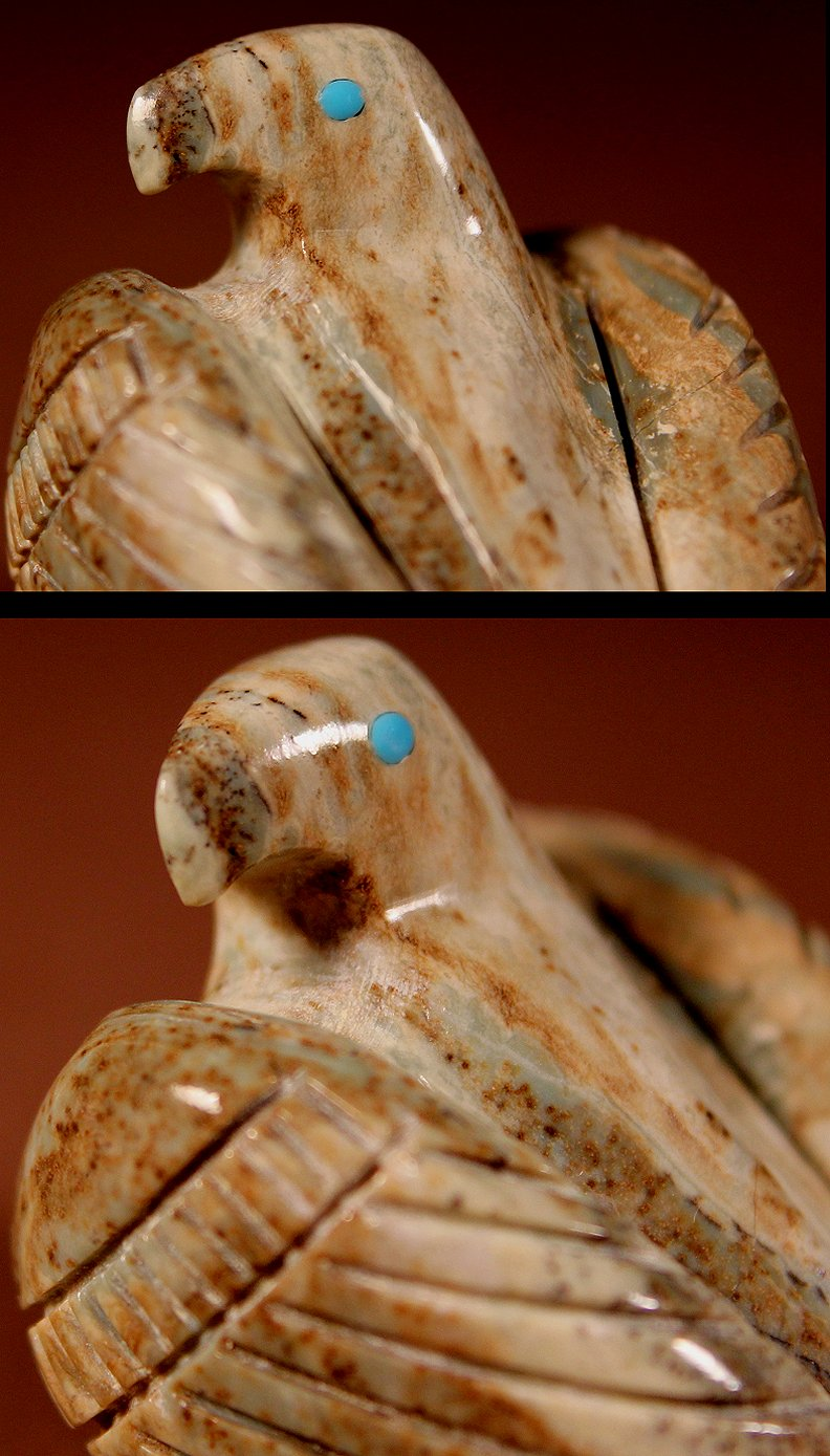 Zuni Spirits is proud to represent a variety of Zuni fetish carvers, including David Chavez!