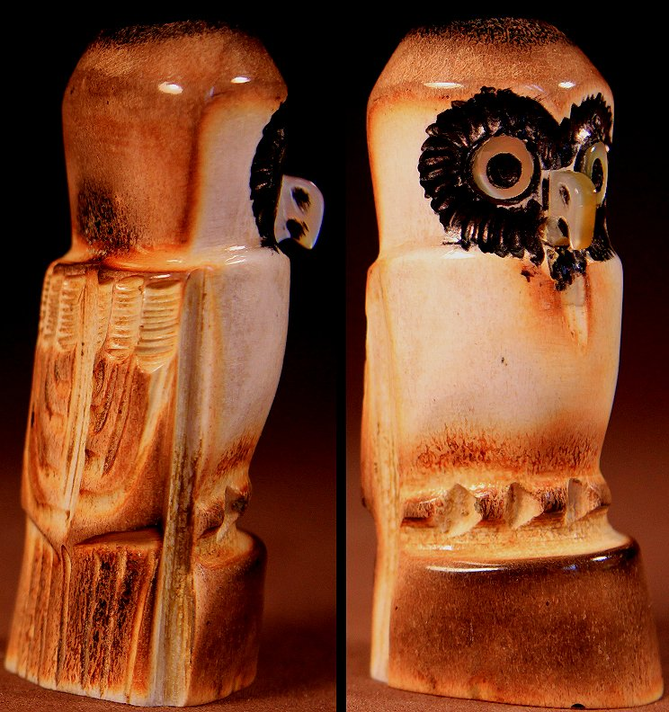Zuni Spirits is proud to represent a variety of Zuni fetish carvers, including Craig Haloo!