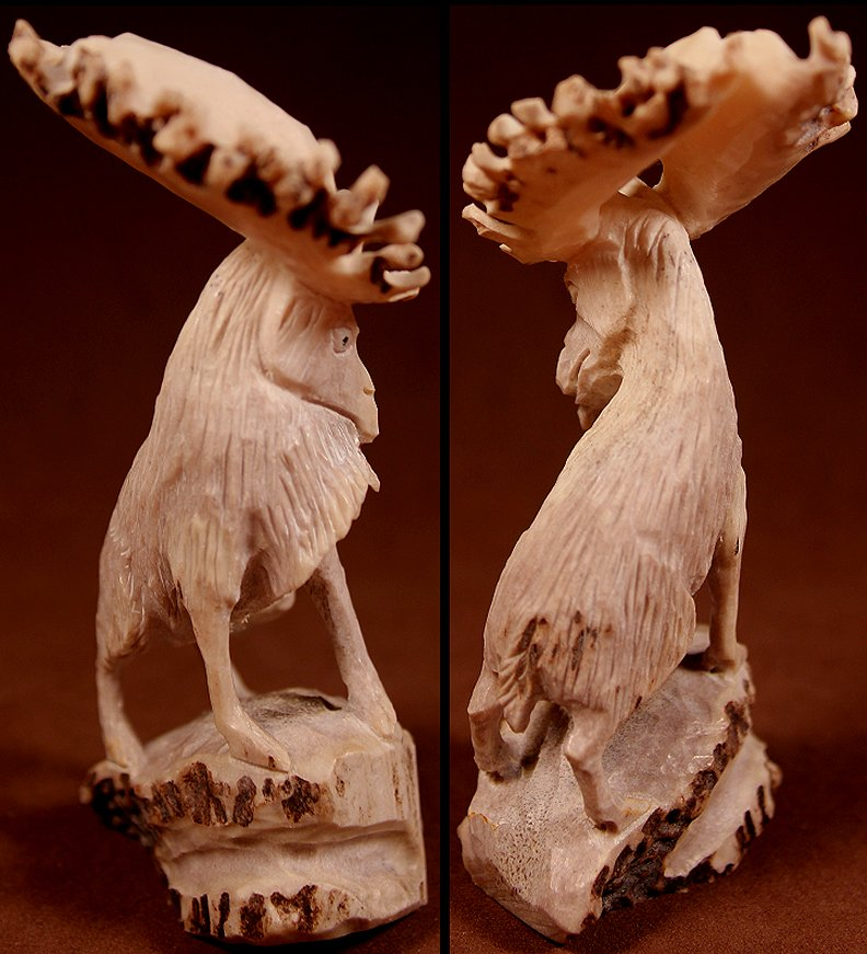 Zuni Spirits is proud to represent a variety of Zuni fetish carvers, including Pernell Laate (d.)!