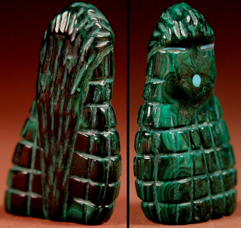 Zuni Spirits is proud to represent a variety of Zuni fetish carvers, including Tim Lementino!